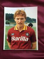Autogramm ZBIGNIEW BONIEK-AS Roma/Rom-Großfoto-Ex-Widzew Lodz-WM 1982-NS POLEN