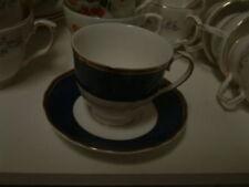 Blue Saucer Wedgwood Porcelain & China