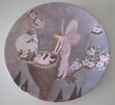 "Wedgwood ""Hush Little Fairy Baby"" Banbury Mint Plate by Ida Rentoul Outhwaite"