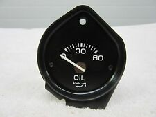 NOS 1982 Chevrolet S-10 S Series Oil Pressure Gauge 0 - 60 AC GM 25025701 dp