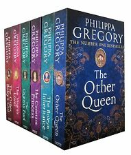 Philippa Gregory Tudor Court Novels 6 Books Collection Pack Set Virgin's Lover