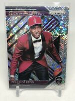 2018-19 Prizm Collin Sexton Fast Break Disco Luck Of The Lottery RC #8