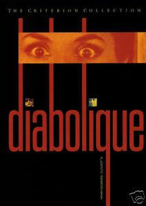 Diabolique vintage movie poster print
