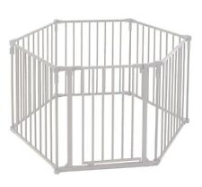 Play Yard Baby Playpen North States Superyard 3 in 1 Metal Gate
