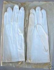 Original 1902-WW1 US Army-USMC White Cotton Full-Dress Uniform Gloves