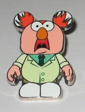 Vinylmation MUPPETS #1  BEAKER Scientist Beeker Mystery Disney Pin WDW Authentic