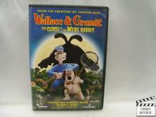 Wallace & Gromit:Curse of the Were-Rabbit Full Screen DVD