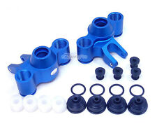 Alloy Steering Carriers Knuckle Fit Revo TMaxx 3.3 Blue