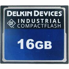 Delkin 1GB 2GB 4GB 8GB 16GB Industrial SLC Grade UDMA7 Compact Flash Card CF Lot