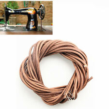 183cm Long Household Sewing Machine Leather  Belt Single Treadle With Hook