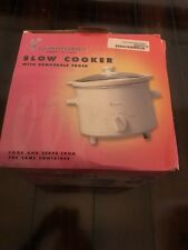 1.5 Quart Toastmaster Cookin' In Style Crock Pot Slow Cooker