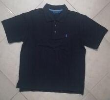 Ragazzi Blu//Bianco 100/% Cotone Pique Polo Shirt Top Età 7 8 9 10 11 12 anni