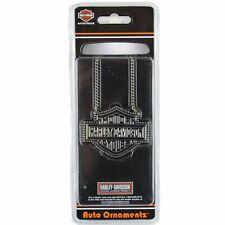 Harley Davidson Logo HD Auto Ornament Anhänger Spiegelanhänger Innenspiegel NEU
