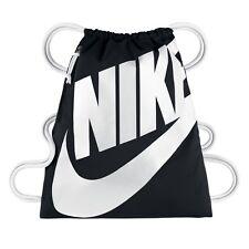 Nike Gymsack patrimonio Ba5351-011 negro