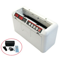 Portable Bill Counter Money Counting Machine Cash Currency Banknote Uv Mg