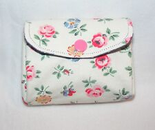Linen Sprig Cath Kidston Fabric 3 Compartments Handmade Coin Purse