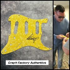 GFA Smash Mouth All Star * STEVE HARWELL * Signed Electric Pickguard PROOF COA