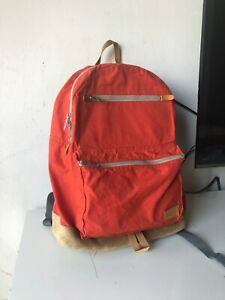 Porter sunrain Daypack Backpack  with raincover retail $320