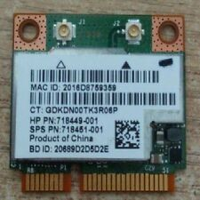 HP Broadcom BCM943228HMB BCM43228 WIFI Wireless N+BT Bluetooth PCIE Card 300M