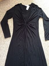 QVC Henfrey Black Maxi Dress Size 12 Bn