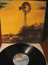 CRUSADERS (L.Carlton-W.felder-J.Sample..) Free as the wind- LP- Mca- Germany