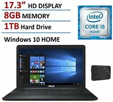 Asus 17 Inch High Performance Laptop, Intel Core