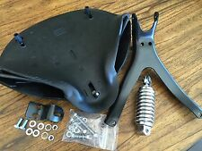NEW BMW R25/2-R68 R26 R27 PAGUSA SOLO SEAT COMPLETE WITH HARDWARE NEW