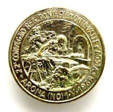 Distintivo Panettieri - 22° Convegno Reg. Panif. Piemonte Valle D'Aosta – Arona