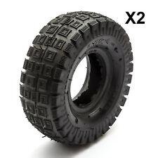 2 Mini Moto Quad TYRE 3.00-4 Tire 9x3.5-4 Mini ATV Speedy Wheel Front Rear 49cc