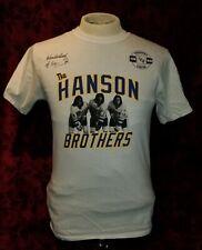 SMALL Hanson Brothers T-shirt Slapshot Hockey