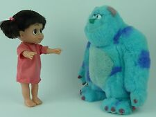 """Talking Boo Doll Monsters Inc University Toy Disney 12"""" Tall - Sulley Soft Toy"""