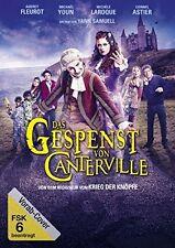 DAS GESPENST VON CANTERVILLE - FLEUROT, AUDREY/YOUN,MICHAEL/+   DVD NEU