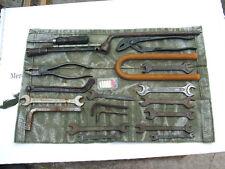 Mercedes w198 300 sl Gullwing Adenauer  tool kit tools