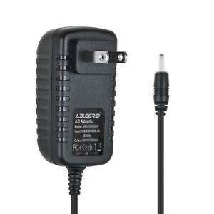 """5V 2A AC Adapter For RCA DHT235C 3.5"""" LED Digital Portable TV Power Supply Cord"""