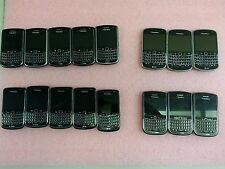 Lot of 16 BlackBerry Bold 9630 9650 9700 9900 (untested) | PH315