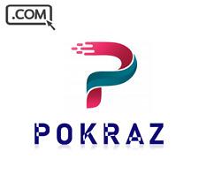 Pokraz .com  -Brandable premium Domain Name for sale - BRAND DOMAIN NAME