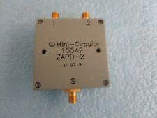 Mini-Circuits 15542 Directional Coupler.  Model: ZAPD-2  <