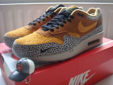 Nike Air Max 1 Atmos Safari US 12/UK 11 Wotherspoon/Elephant/Viotech/DQM/BRS