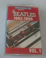 The Beatles 1962-1966 Vol.1 - K7 / cassette audio / Tape