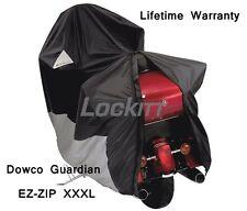 Dowco Weatherall Plus EZ-ZIP size XXXL Motorcycle Cover for Large Touring bikes