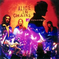 Audio CD - ALICE IN CHAINS - MTV Unplugged - USED Like New (LN) WORLDWIDE