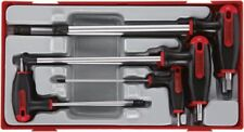 1x7 Piece Set Teng Tray T-Handle Hex Driver Set 7-Pce Tool TTTHEX7-FREE NEXT DAY