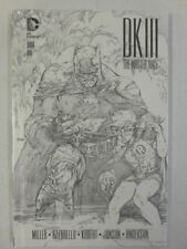 Frank Miller BATMAN DARK KNIGHT 3 DKIII MASTER RACE # 1 Collectors Edition HC DC