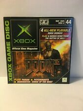 Official Xbox Demo Disc May 2005 Disc 44 Disc + Sleeve