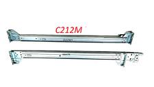 Los carriles de servidores Dell C212M kit de carril interno/externo 2U PowerEdge R715 R810 R815 R910
