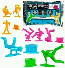 """Kidrobot All City Breaker 2"""" mini figure + bonus per pack (3 sealed packs-New)"""