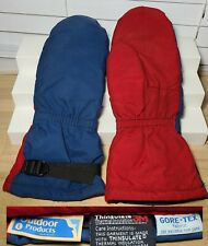 Vintage Outdoor Products Gore-Tex 3M Thinsulate Sz L Mitten/Gloves