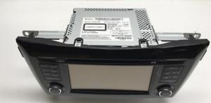 2014-2016 Nissan Rogue Radio Receiver Navigation AM FM CD ID 259154BA0A OEM