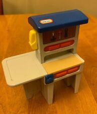 Little Tikes Dollhouse Furniture Tool Workshop Bench Work