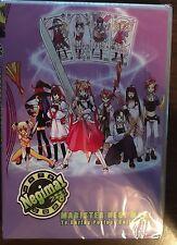 Negima Magister Negi Magi in English Audio Complete DVD Set  *FREE SHIP*